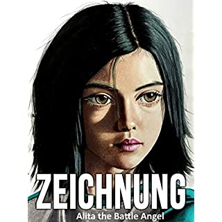 Clip: Zeichnung Alita the Battle Angel [OV]
