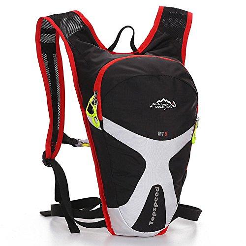 Radfahren, Natur -, Sport -, Rucksäcke, Langlauf, Laufen, Männer Und Frauen, Freizeit - Taschen Black