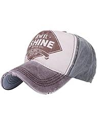 V-SOL Golf Baseball Trucker Cap / Hat / Gorra De Béisbol Unisex Ajustable Algodón (Color E)