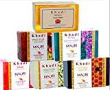 Best Handmade Soap - Khadi Assorted Soap Combo Pack of 6 Herbal Review