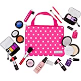 The Wonderland Company PixieCrush Pretend Makeup Play Deluxe Set for Kids