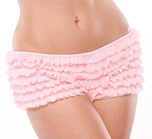 Preisvergleich Produktbild Booty Shorts - Pink - Onesize