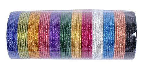Damen Fashion Amazing Style Multi Farbe indischen Armreifen Partywear Schmuck