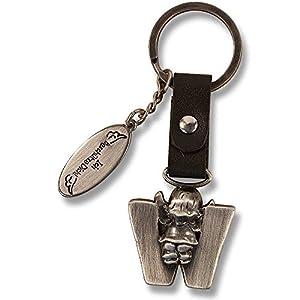 Depesche Schlüsselanhänger – Schutzengel, Buchstabe W