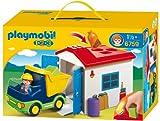Playmobil 6759 - LKW mit Sortiergarage