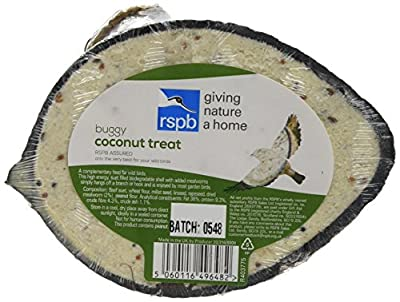 RSPB Buggy Coconut Shell Treats (Box of 20) from RSPB Sales Ltd