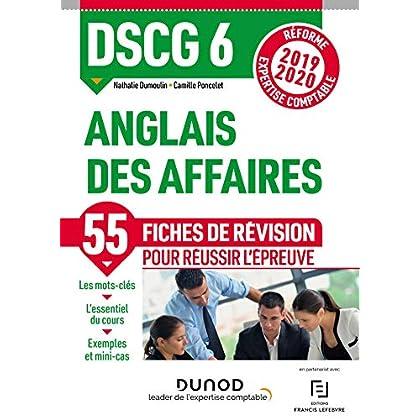 DSCG 6 - Anglais des affaires - Fiches /Abandon