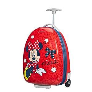 American Tourister New Wonder Disney - Hard Upright 45 cm - 1.5 kg, 20 Liter, Minnie Bow