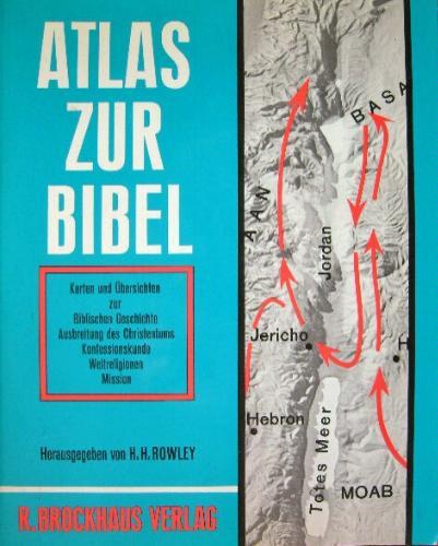 Atlas zur Bibel