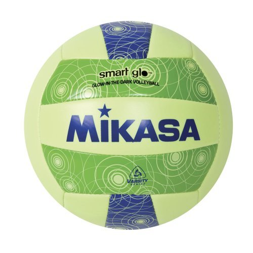 Mikasa VSG Glow in the Dark Volleyball by Mikasa Sports (Glow In The Dark-volleyball)