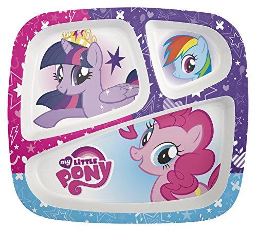 Zak. Flaches Design mit drei Abschnitten - Thomas My Little Pony (mein kleines Pony) Single mehrfarbig Thomas Flach