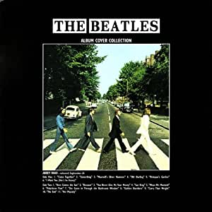 The Beatles Greeting / Birthday / Any Occasion Card: The Beatles Abbey Road Album 100% Genuine Licensed Product