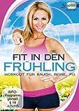 Fit in den Frühling - Workout für Bauch, Beine, Po [3 DVDs]