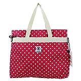 Invicta College Shopper Woman Bag Handbag Shoulderbag Shopping Pink