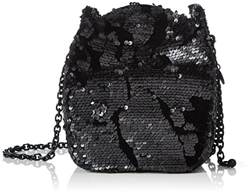 Kendall + Kylie - Amy, Borse a tracolla Donna Nero (Black)