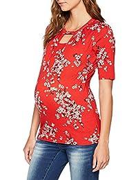 MAMALICIOUS, Camiseta de Tirantes Premamá para Mujer
