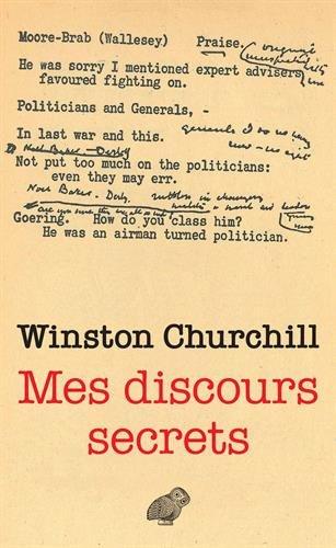 Mes discours secrets