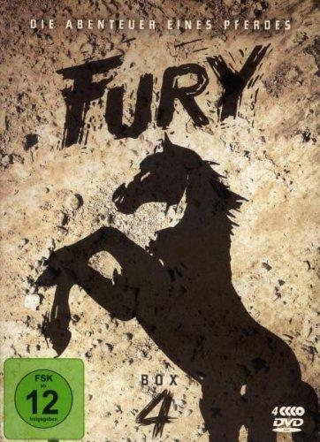 Fury - Box 4 [4 DVDs]