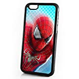 HOT30423 Spiderman Coque de Protection Souple pour iPhone 6 Plus/iPhone 6S Plus