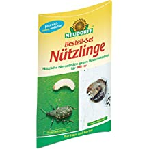 Neudorff Bestell-Set Nützlinge gegen Bodenschädlinge (100m²)