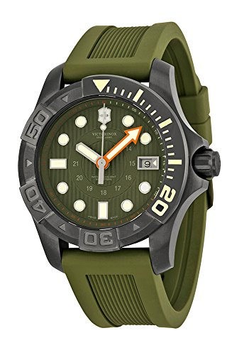swiss-army-diver-master-500-pvd-steel-mens-watch-olive-green-dial-241560