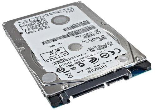 Festplatte Hitachi 320GB 2.5 Zoll 5400 RPM SATA Dünn 7mm Für Laptop PS3 Mac
