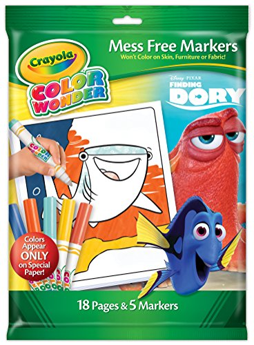 Crayola Color Wonder - 75-2259-E-000 - Kit de Dory