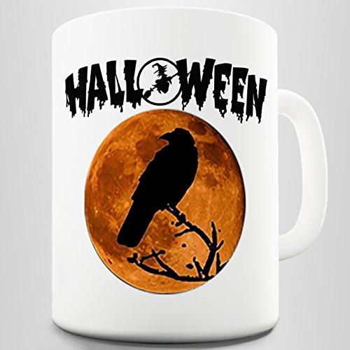 Twisted Envy Halloween Keramik Neuheit Tasse, keramik, weiß, 15 - Hände Auf Wissenschaft Halloween