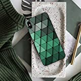 OCHENG Coque de Protection IphoneXS IphoneXS en Verre pour téléphone Portable...