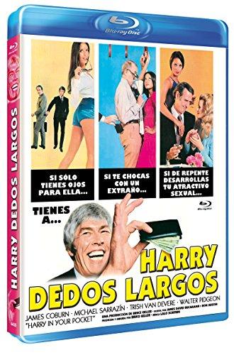 Harry Dedos Largos BD 1973 Harry in Your Pocket [Blu-ray] 51DeYJpRKsL