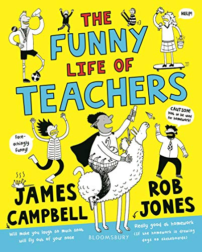 The Funny Life of Teachers (English Edition)