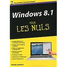 Windows 8.1 Mégapoche pour les Nuls (French Edition)