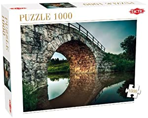 Uner The Bridge Puzzle 1000 Pcs - Puzzle (Tactic Games 40903) versión Inglesa