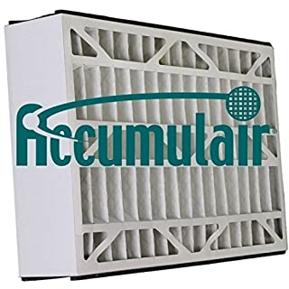 16X25X5 (15.63x24.13x4.88) MERV 8 Skuttle Aftermarket Replacement Filter by Accumulair