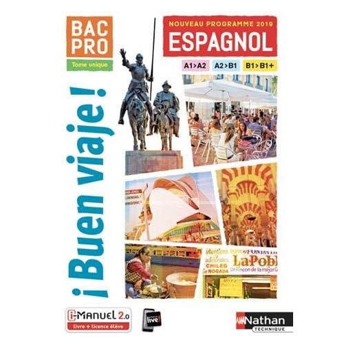 Buen Viaje - Espagnol - Bac Pro - Niveau A2B2