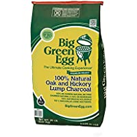 BIG GREEN EGG PREMIUM 100% NATURAL LUMP CHARCOAL - LARGE