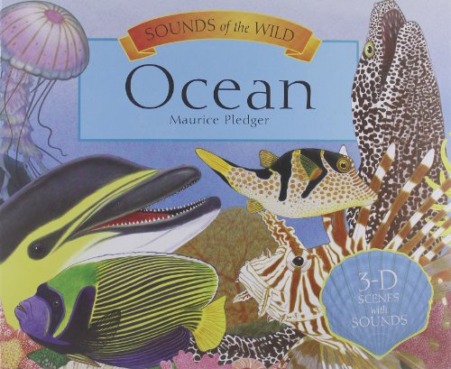 Sounds of the Wild - Ocean Cover Image