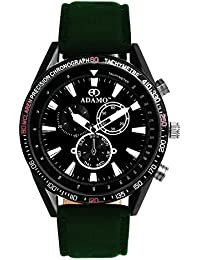 ADAMO MILITARY MEN'S WATCH AD29GN02