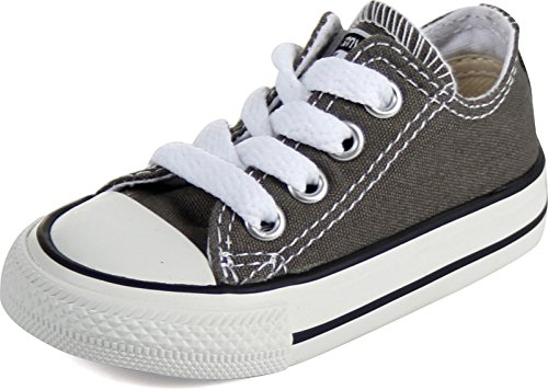Converse Ctas Season Ox, Baskets mode mixte enfant Anthracite