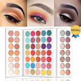 Beauty Glazed 63 Colors EyeShadow Palette Powder Profession Gorgeous Me Cosmetics Perfect Color Eye Shadow Tray