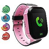 GZJXL Enfants Smart Watch, Montre Connectée Enfants Filles Garcons 3-12ans,...