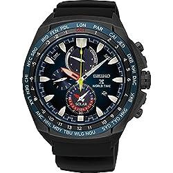 Seiko Mens Watch Prospex Solar Chronograph Special Edition SSC551P1