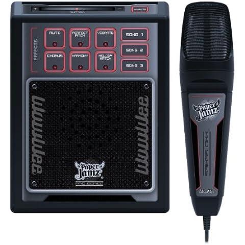 Pro Series 6421 Paper Jamz - Micrófono con amplificador en color negro [Importado de Alemania]