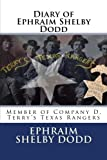 Diary of Ephraim Shelby Dodd: Member of Company D, Terry's Texas Rangers