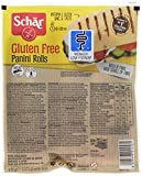 Schar Panini Rolls 225 g (Pack of 6, Total 18 rolls)
