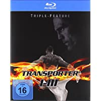 Transporter 1-3 - Triple-Feature