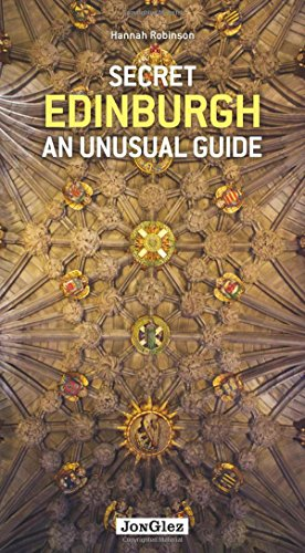 Secret Edinburgh. An unusual guide (Jonglez) por Hannah Robinson