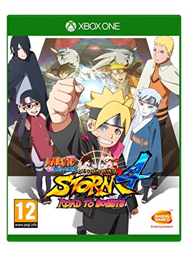 Naruto Shippuden Ultimate Ninja Storm 4: Road to Boruto (Xbox One) Best Price and Cheapest