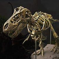 SGerste Jurassic Dinosaurs Tyrannosaurus Rex Skeleton Trex Animal Model Kids Toys Gift