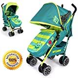 iSafe - OPTIMUM Stroller - LiL Friend Design The Best Stroller In The World!
